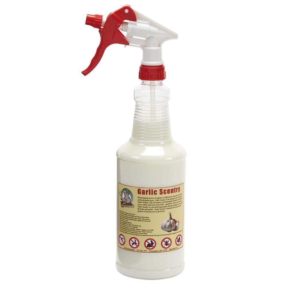 32 oz. Trigger Sprayer with Garlic Scentry Animal Repellent Spray