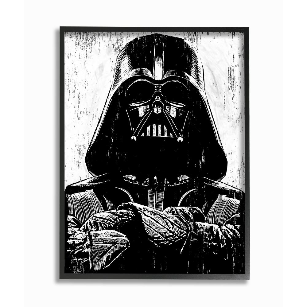 Black And White Star Wars Darth
