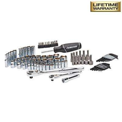 Mechanics Tool Set (92-Piece)