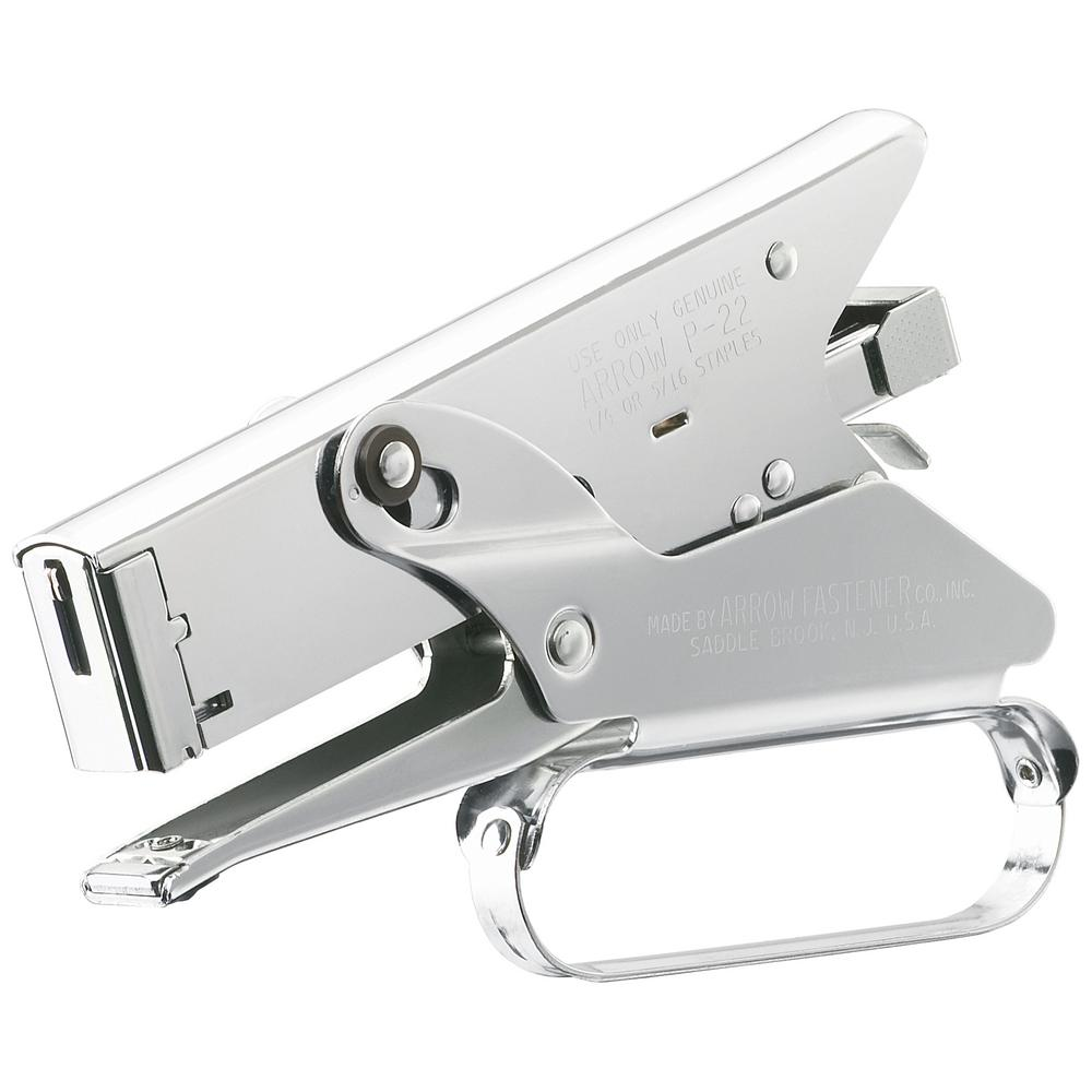 Plier-Type Stapler