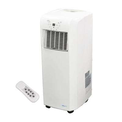 10,000 BTU Ultra Compact Portable Air Conditioner and Heater with Dehumidifier for 325 sq. ft.