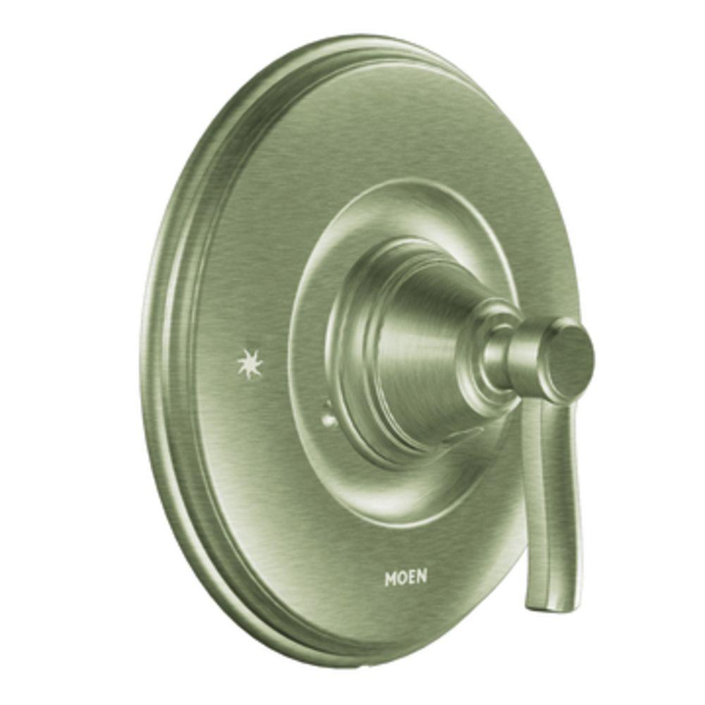 moen rothbury 1 handle moentrol valve trim kit in brushed nickel
