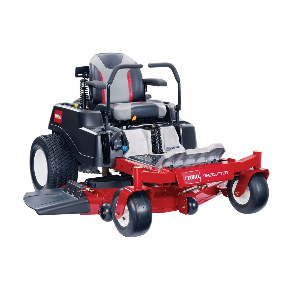 Toro TimeCutter MX5075 with MyRIDE Suspension System 50 in. Fab 24.5 HP  V-Twin