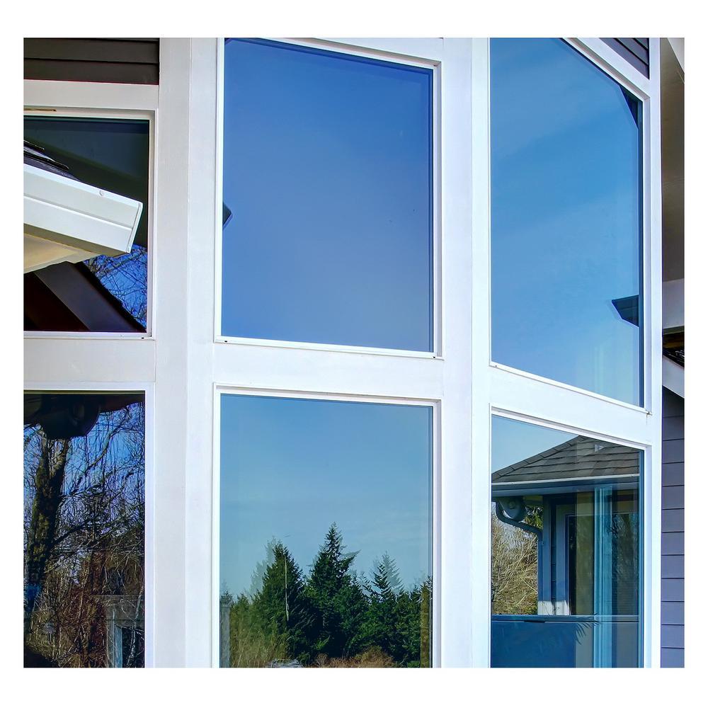 Gila 3 ft  x 15 ft  Energy Saving Low-Reflective Window Film