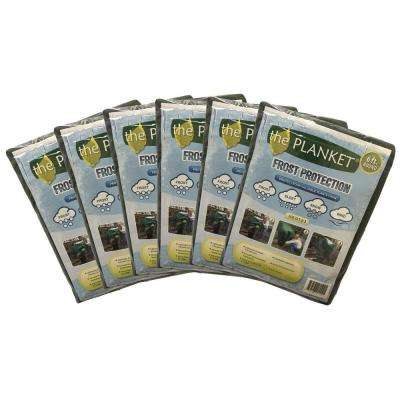 6 ft. Round Plant Protection Value Pack (6-Pieces)
