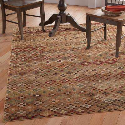 Sonoma Liano Beige 7 ft. 10 in. x 11 ft. 2 in. Area Rug