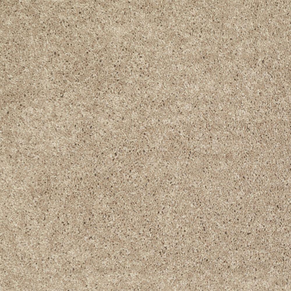 Palmdale I - Color Honey Wheat 12 ft. Carpet