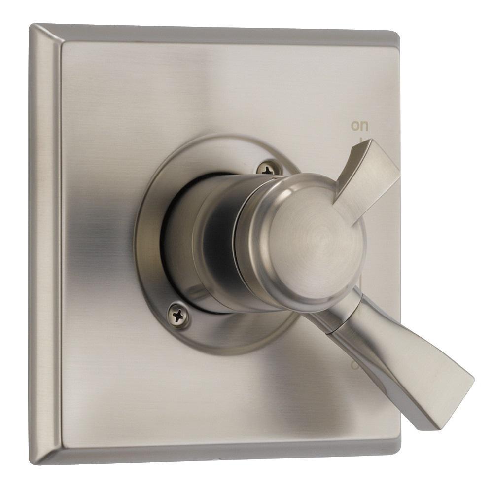 Dryden Monitor 17 Series 1-Handle Volume/Temperature Control Valve Trim Kit in