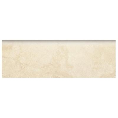 Developed by Nature Rapolano 2 in. x 6 in. Glazed Ceramic Wall Bullnose Tile (0.08 sq. ft. / piece)