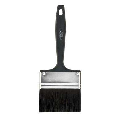 3 in. Spiffy Polyester Flat Brush