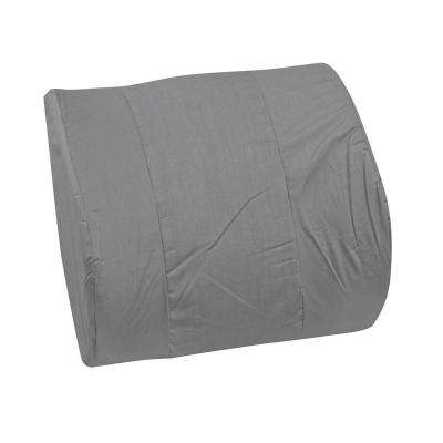 13.4 in. Lumbar Memory Cushion with Strap