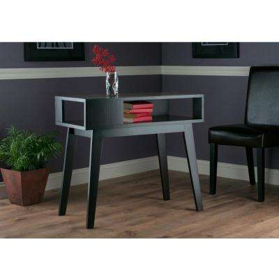 Thompson Espresso Console Table