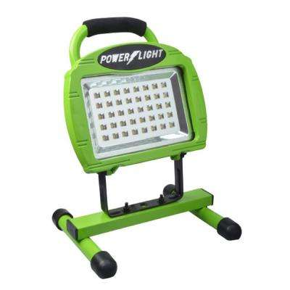 High Intensity Green 40-LED Portable Work Light