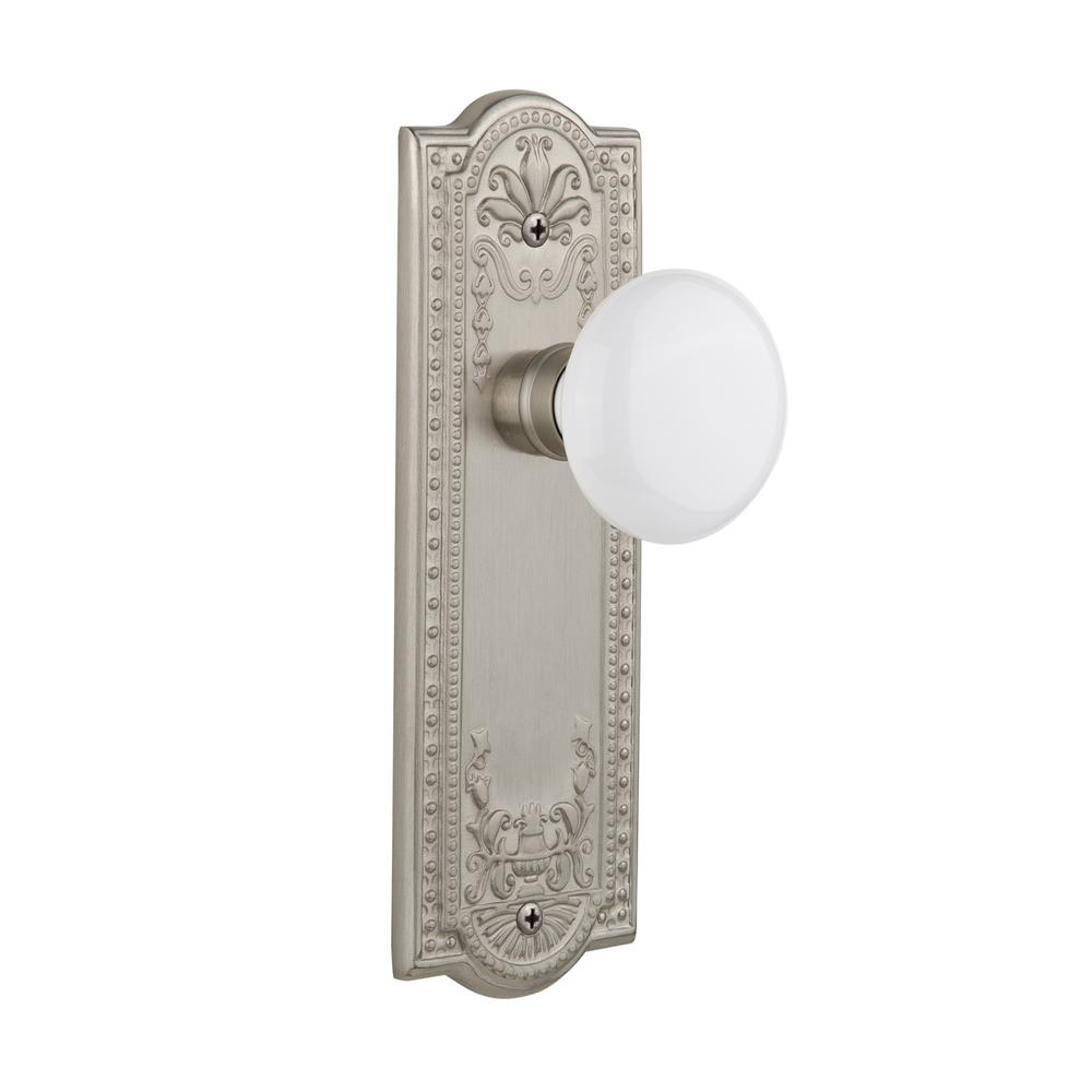Prime-Line 3-1/4 in. White Wall and Door Knob Stop-U 9243 - The ...