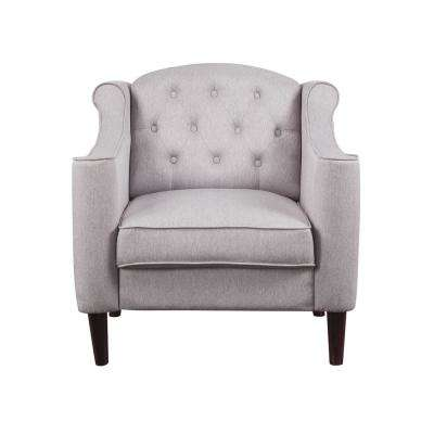 Freesia Cream Fabric Chair