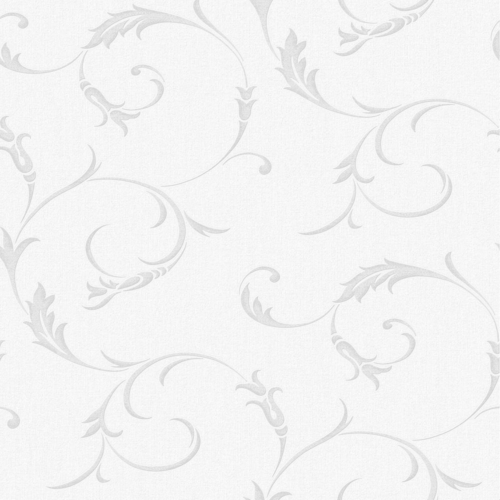 Graham & Brown Grey Athena Wallpaper