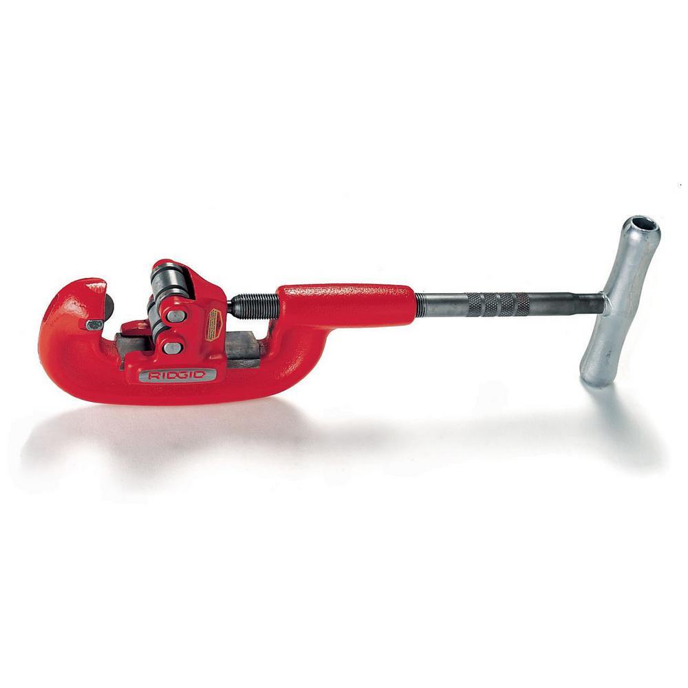 Model 202 Wide-Roll Pipe Cutter