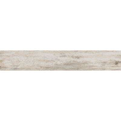 Rustic Bridge White Wash 8 In X 48 Color Body Porcelain Floor And
