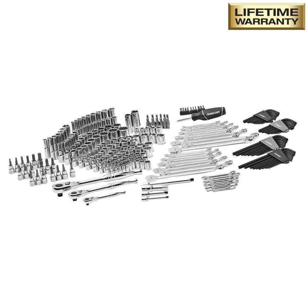 Husky Mechanics Tool Set (268-Piece)