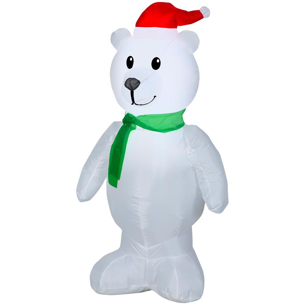 Airblown Polar Bear-SM (HD)