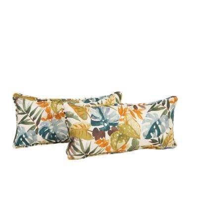 Clairborne Outdoor Lumbar Pillow (2-Pack)