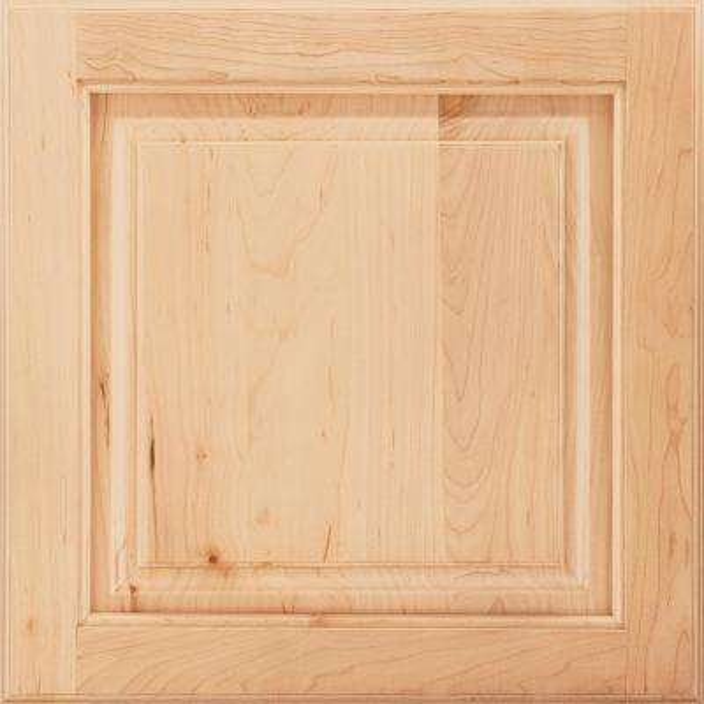 14-9/16x14-1/2 in. Cabinet Door Sample in Portola Maple Natural