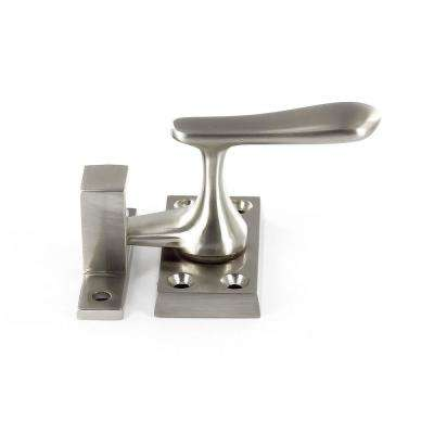 1-15/16 in. Brushed Nickel Classic Metal Latch