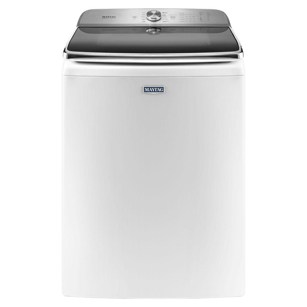 Maytag 62 Cu Ft Top Load Washer In White MVWB955FW