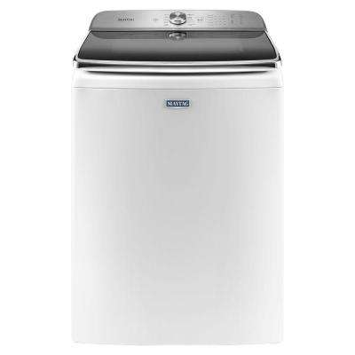 6.2 cu. ft. Top Load Washer in White