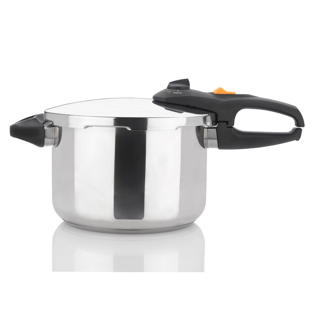 Zavor Duo 6 Qt. Stainless Steel Stovetop Pressure Cooker
