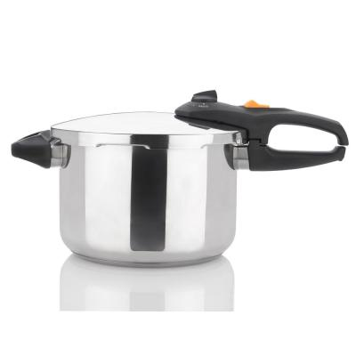 Duo 6 Qt. Stainless Steel Stovetop Pressure Cooker