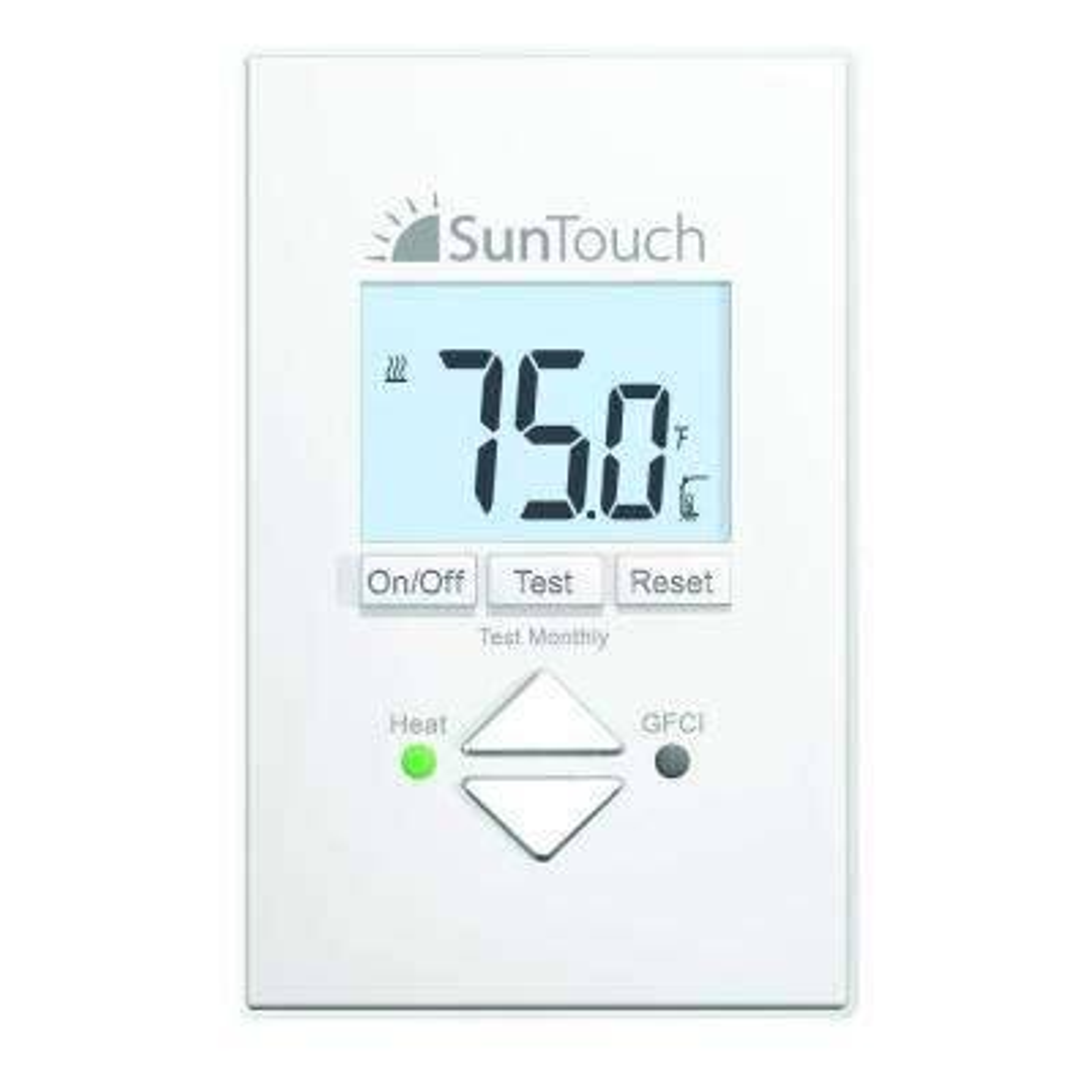 SunStat Core Non-Programmable Floor Heating Thermostat