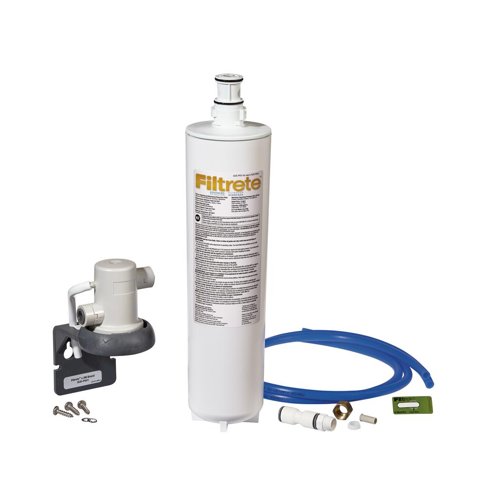Filtrete Under-Sink Advanced Water Filtration System