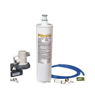 Under-Sink Advanced Water Filtration System
