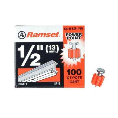 1/2 in. PowerPoint Pins (100-Pack)
