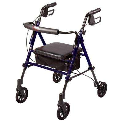 Step-N-Rest Rolling Walker