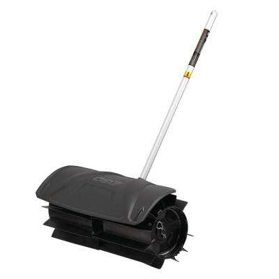 Power + Power Head-Multi Head Rubber Broom Attachment