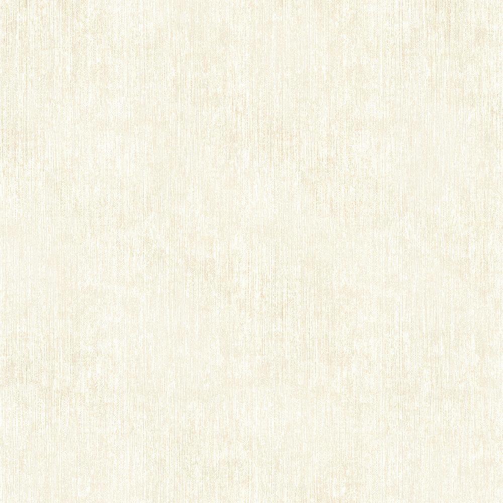Kenneth James Sultan Neutral Fabric Texture Wallpaper