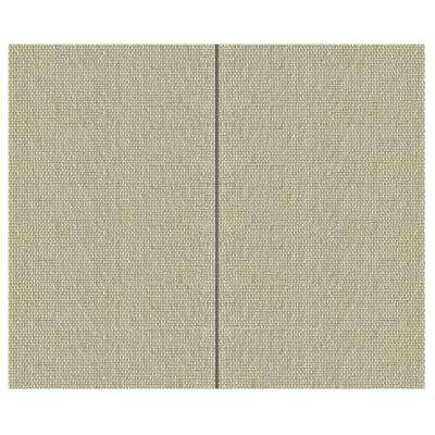 44 sq. ft. Glitter Fabric Covered Top Kit Wall Panel