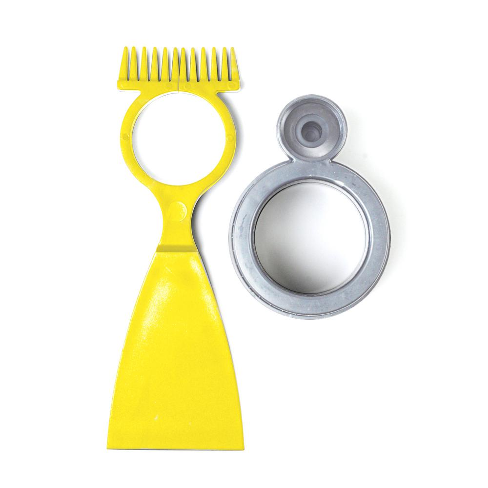 HomeRight 3-in-1 Painter's Tool and Roller Cleaner
