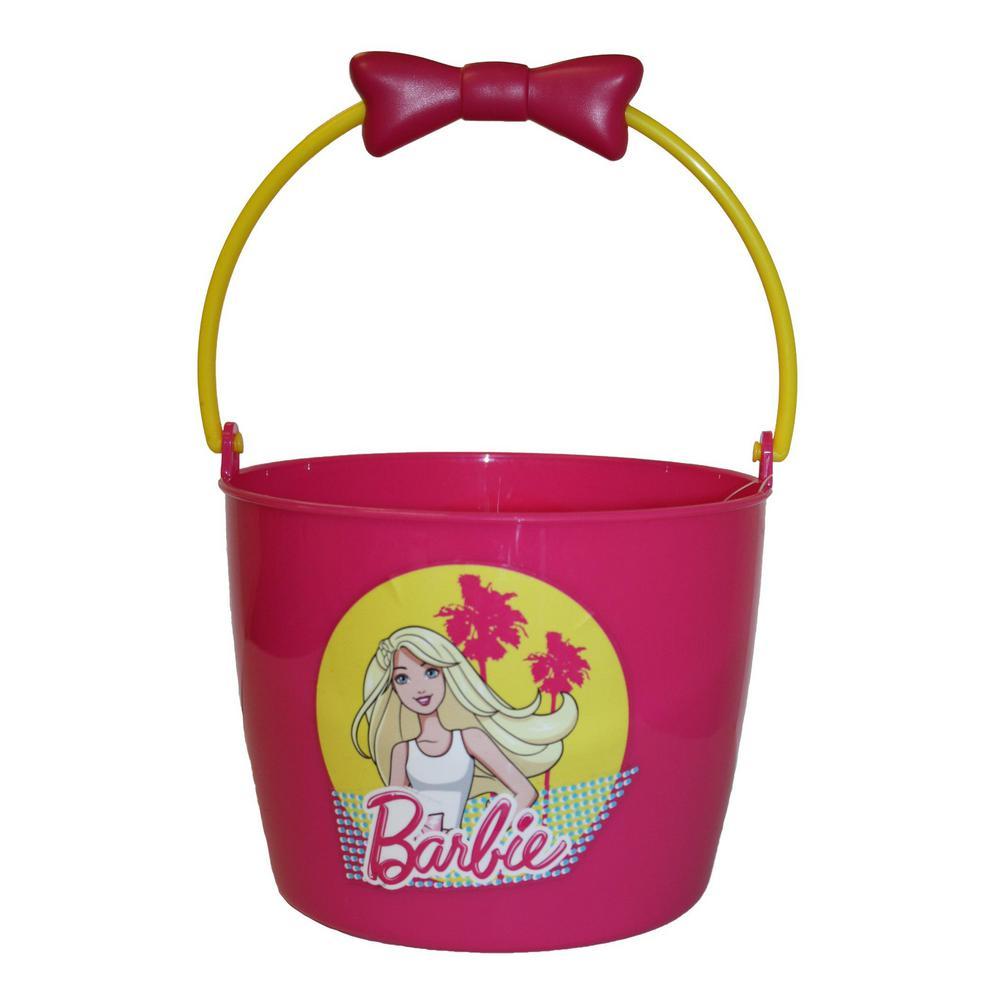 0.64 Gal. Barbie Polypropylene Bucket