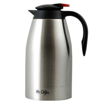 Galion 2 Qt. Polished Coffee Pot