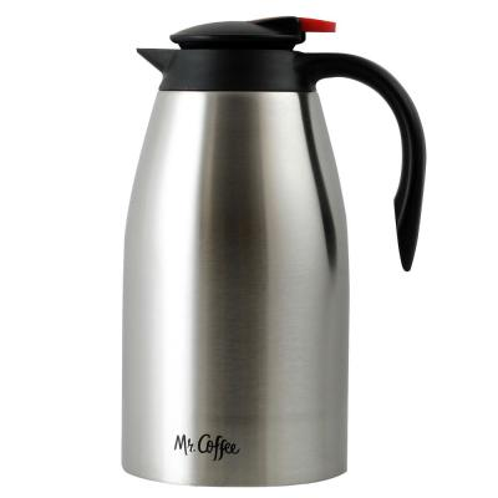 Galion 2 Qt. Polished Coffee Pot