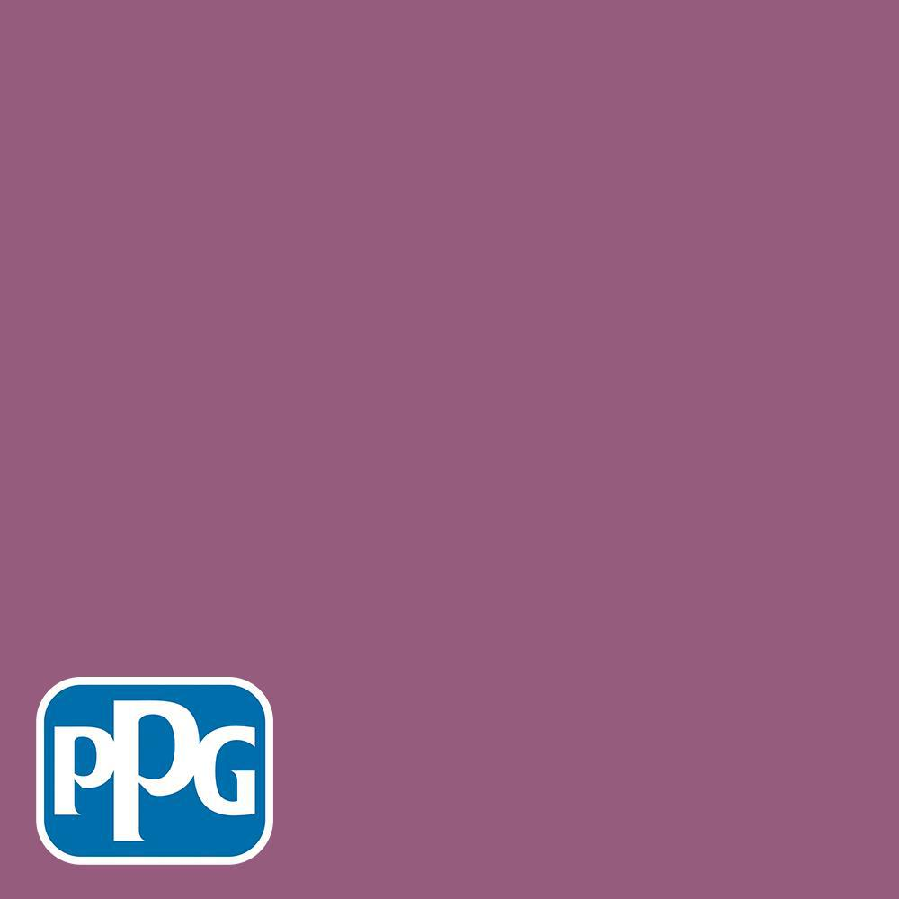 Ppg Diamond 1 Gal Hdgr08u Hushed Cranberry Satin Interior Paint With Primer