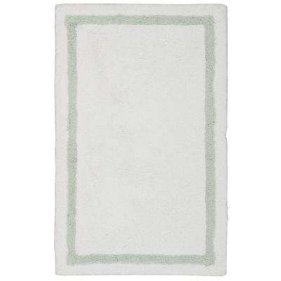Plush Spa 1 ft. 9 in. x 2 ft. 10 in. Bath Rug
