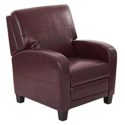 Wellington Cocoa Recliner  sc 1 st  The Home Depot & Recliner - Chairs - Living Room Furniture - The Home Depot islam-shia.org