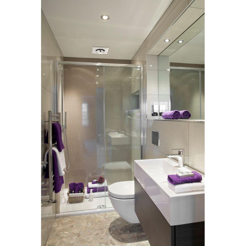Ceiling Bathroom Exhaust Fan / Infrared Heater, 70 CFM, 250-Watt