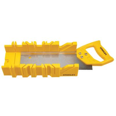 Miter Box with Saw Included