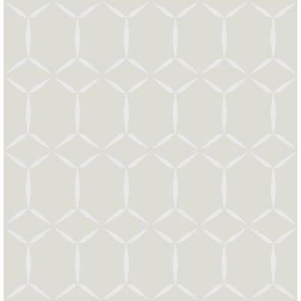 Fusion Neutral Geometric Wallpaper