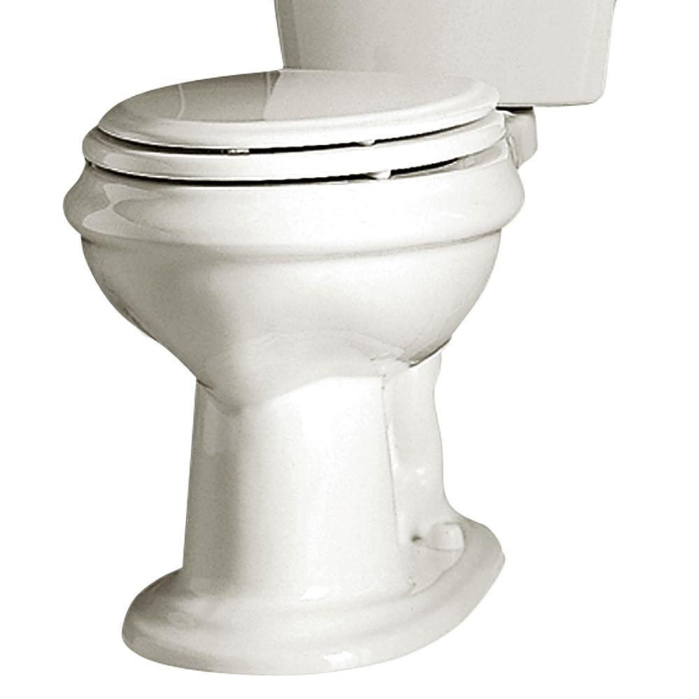 American Standard Collection Elongated Toilet Bowl Only In